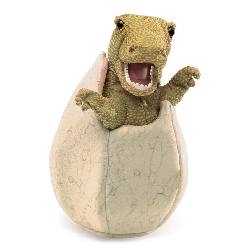 Folkmanis T-Rex Dinosaur Puppet Folkmanis Inc