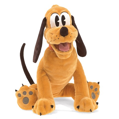 Folkmanis High Quality Disney Character Hand Puppets Pluto