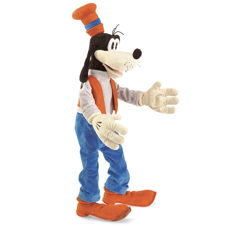 Goofy Disney Character Puppet Folkmanis